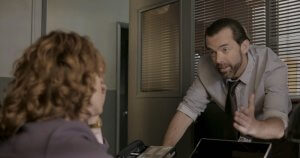 Detective Kyle Hangartner