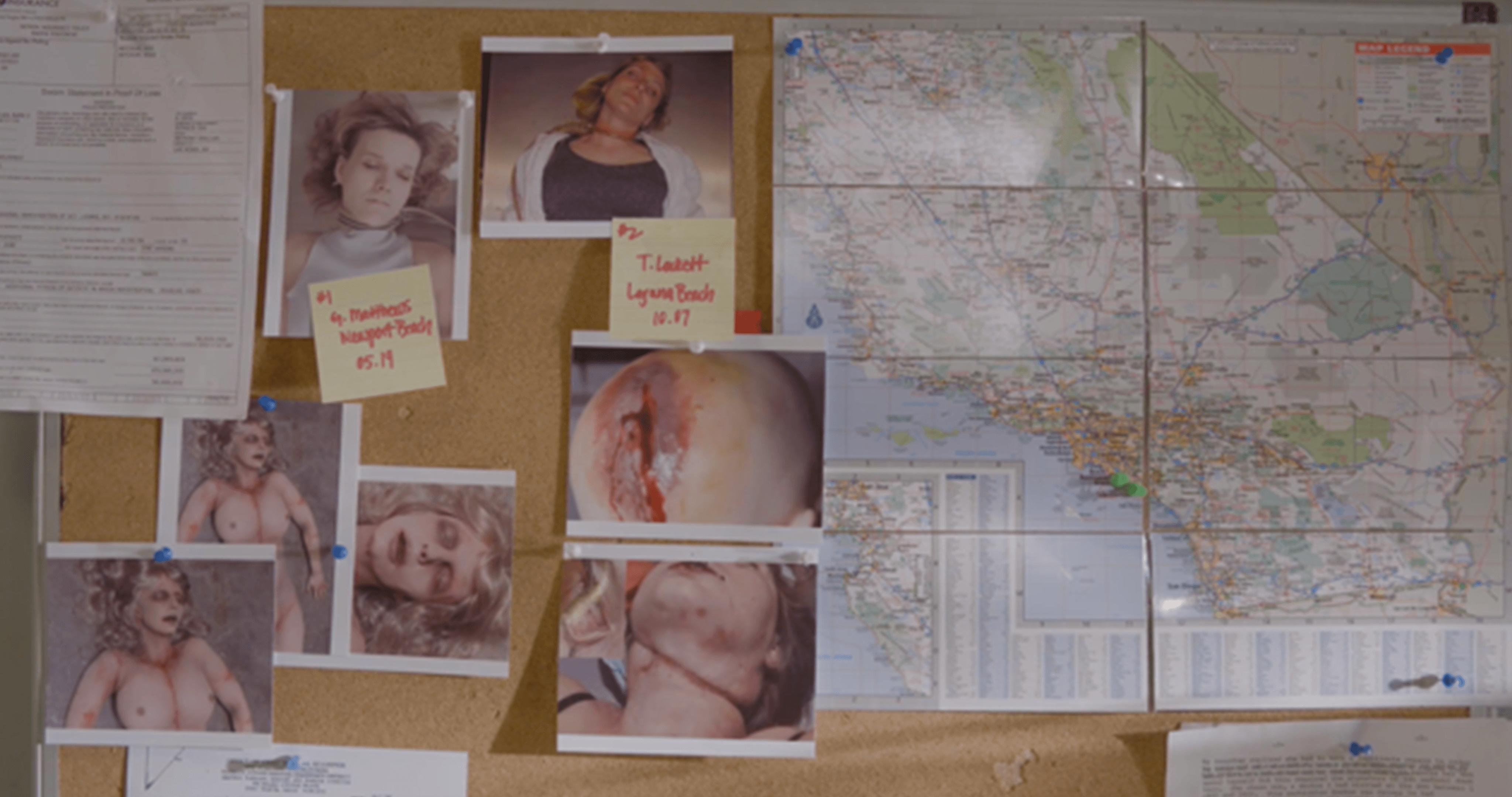 Autopsy Board
